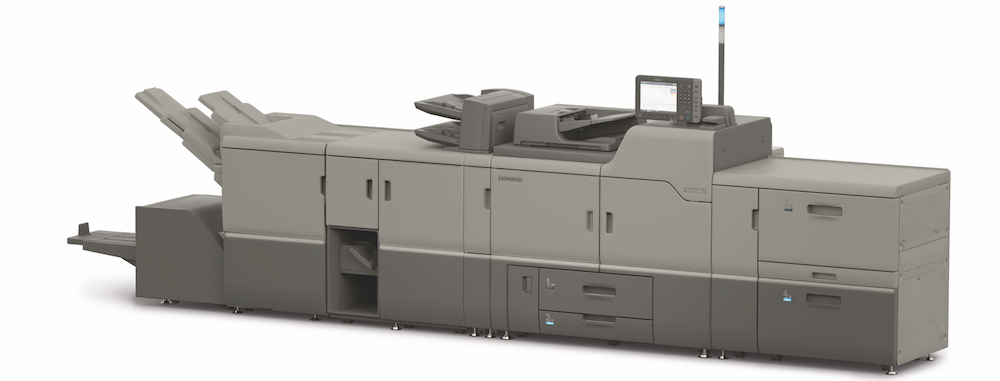 state of art printing equipment